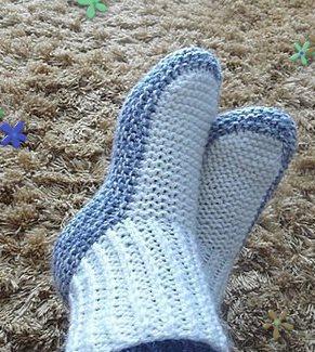 Носочки - сапожки